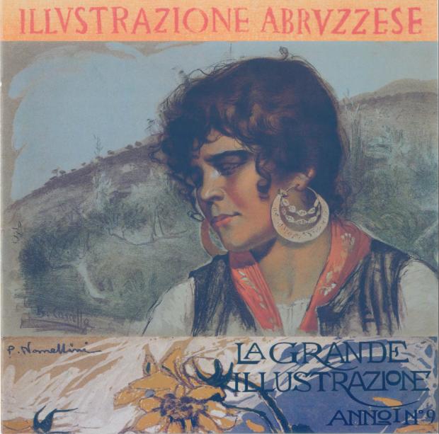 illustrazione abruzzese