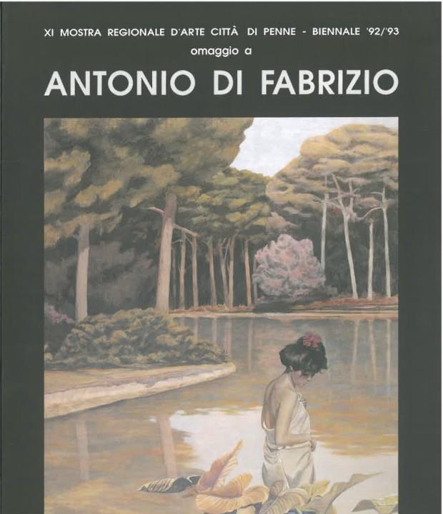 omaggio a ANTONIO DI FABRIZIO