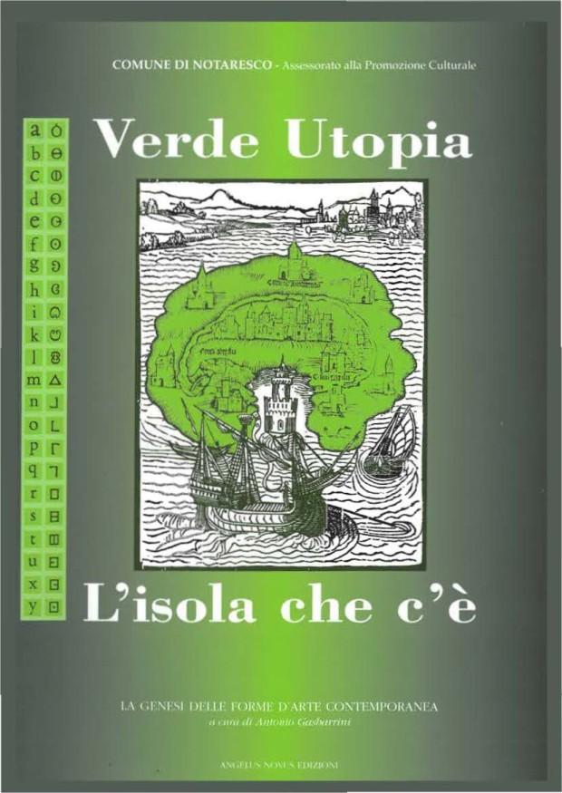 verde utopia copertina copertina