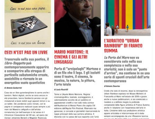 ZRAlt! Il numero 14 della rivista culturale trimestrale multimediale è online