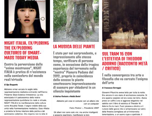C.S. ZRAlt! Il numero 17 della rivista trimestrale multimediale è online