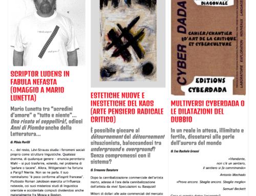 C.S. ZRAlt! Il numero 18 della rivista trimestrale multimediale è online