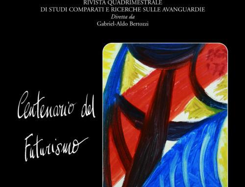 """""""La Grande Illustrazione"""", Sibilla Aleramo e il Futurismo in Abruzzo"""