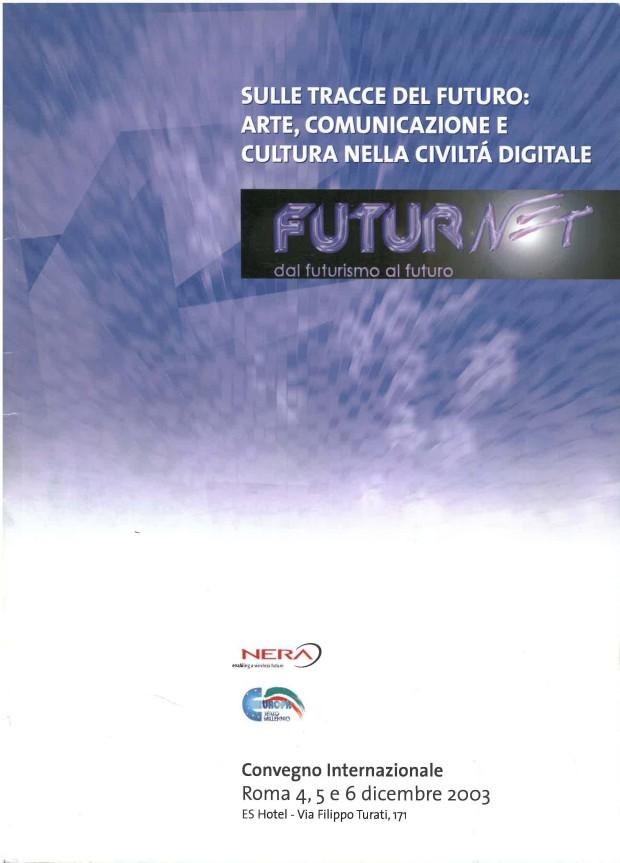 copertina FUTURNET