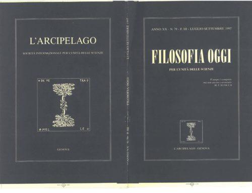 Rosario Assunto e l'arte di Francesco Guadagnuolo