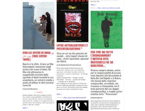 ZRAlt! Il numero doppio 23-24 della rivista trimestrale multimediale è online
