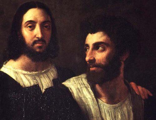 Antonio Gasbarrini, Branconio e Raffaello. Amici nella vita e per l'arte